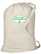 Catholic Charities Camp I Am Special Laundry Bag