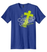 Catholic Charities Camp I Am Special Tshirt