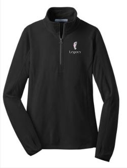 Legacy Ladies 1/4 Zip Fleece
