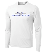 First Coast Rowing Performance Long Sleeve T-shirt