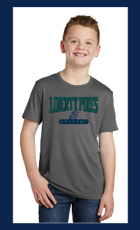 Liberty Pines Academy Cotton-hand Performance T-shirt