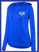 Loggerhead Ladies Performance Tonal Hoodie