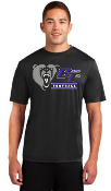 BTHS Football Performance T-shirt