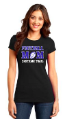 BTHS Football Mama Bear Lightweight Ladies T-shirt