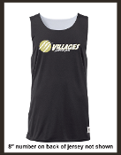 Villages LAX Reversible Performance Jersey