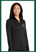 Nease T&F Ladies Lightweight Performance 1/4 Zip