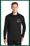 Nease T&F Unisex Lightweight Performance 1/4 Zip