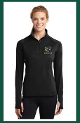 Nease T&F Ladies Cold Weather Performance 1/4 Zip