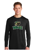 Nease High School Soft Touch Long Sleeve Performance T-shirt