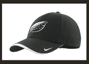 Silverleaf Nike Perforated Performance Cap