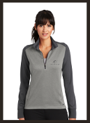 Silverleaf Nike Ladies Dri-FIT 1/2 Zip