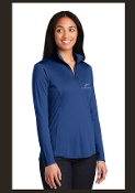 Silverleaf Ladies Performance 1/4 Zip