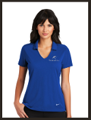 Silverleaf Nike Ladies Dri-FIT Polo