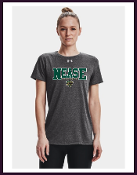 Nease High School under Armour Ladies Performance T-shirt
